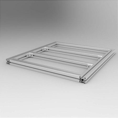 Kit CNC Revolution 2 Pequena - Atividade Maker