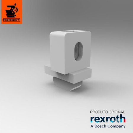 Bloco Variofix p/ Montagem de Chapas - Rexroth