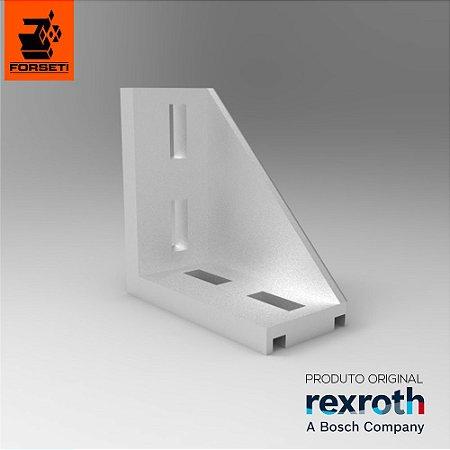 Cantoneira de Alumínio Injetado 86x86x43mm- Rexroth