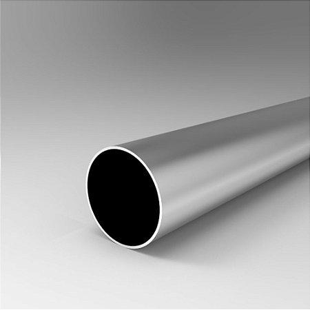 Perfil Tubular em Aço Inox