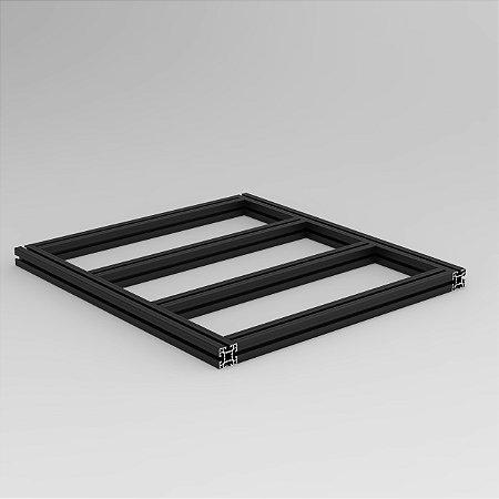 Kit CNC Revolution 2 Pequena - Black Series - Atividade Maker