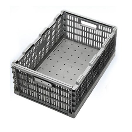 Caixa Plástica Organizadora Dobrável - Capacidade de 40L