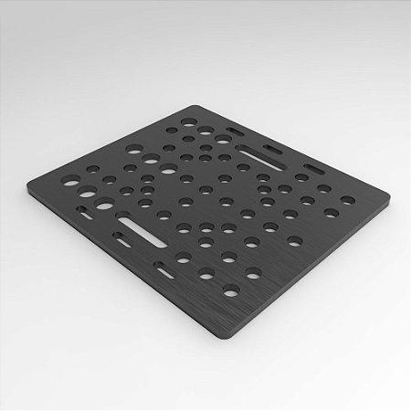 Placa 20-60mm em Alumínio Para Montagem V-Slot