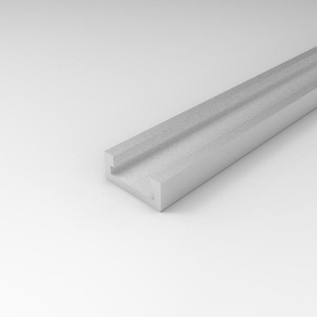 Perfil T-Track em Alumínio - Base 30