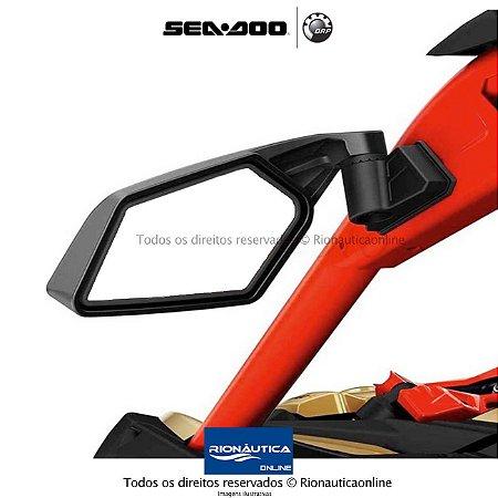 Espelho Retrovisor Can-am UTV Maverick X3 -  Racing side Mirrors  715002898