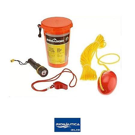 Kit de Segurança e Salvamento Seaa Doo 295100330