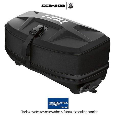 Bolsa Sport Semi Rigida 16 litros Caixa de Armazenamento de Engate Rápido Sistema LinQ Sea Doo 860201678