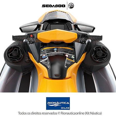 Sistema de Som Bluetooth GTI/GTR/WAKE 170 2020 2021 Sea Doo 295100839