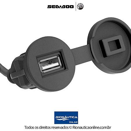 Entrada Conector Tomada USB 295100710