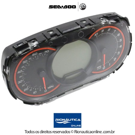 Painel digital de Instrumentos LCD Sea Doo GTI GTR 215 GTX - 278003005