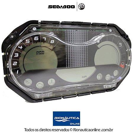 Painel digital de Instrumentos LCD Sea Doo GTI 2006 a 2007 - 278002217