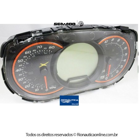 Painel digital de Instrumentos LCD Sea Doo RXT 260 HP-278002961