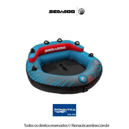 Boia Sea Doo Redonda Rebocavel 2 Pessoas - B103790000