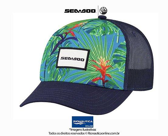 Bone Aloha Feminino Sea-Doo 454411