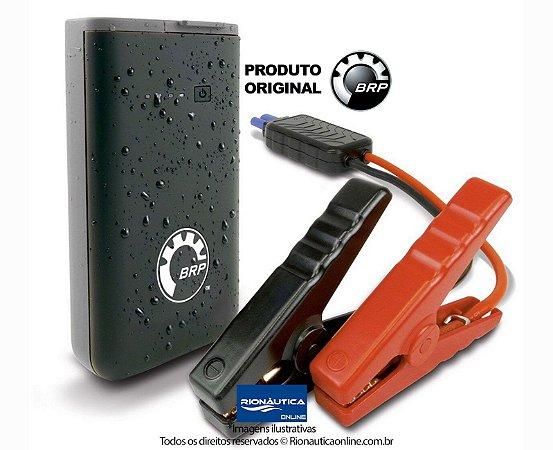 Auxiliar de Partida Portatil Carregador USB - Jump Starter - Power Bank ORIGINAL BRP 715005062