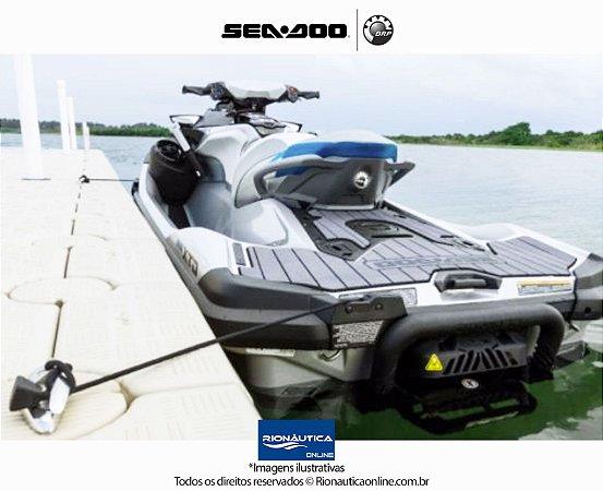 Cunho de Amarracao Atracacao Sistema Retratil Original Sea-Doo 295100885
