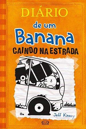 Livro Diario De Um Banana 9: Caindo Na Estrada (Versão Econômica)