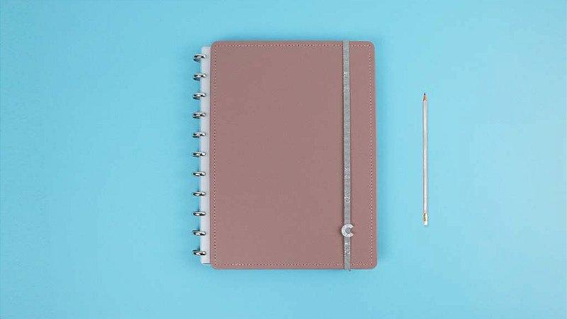 Caderno Inteligente A5 Chic Nude 80 Folhas 90g