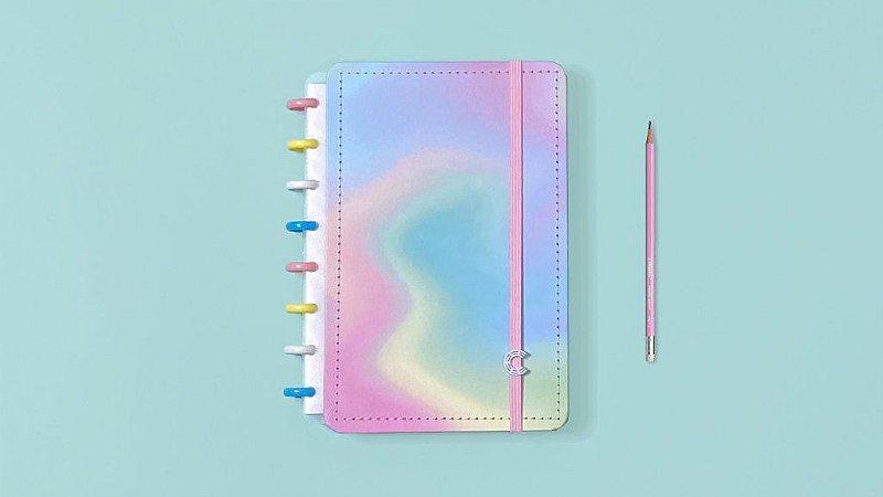 Caderno Inteligente A5 Candy Splash 80 Folhas 90g