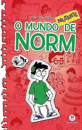 Livro O Mundo Norm - O Mundo Mutante de Norm - Volume 3 - Ciranda Cultural