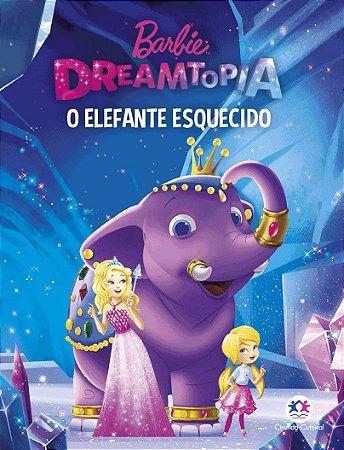 Minilivro Barbie Dreamtopia - Um Elefante Esquecido - Ciranda Cultural