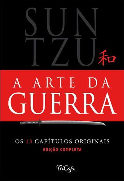 Livro A Arte da Guerra Ciranda Cultural