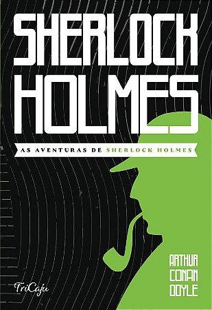 Livro As Aventuras de Sherlock Holmes Ciranda Cultural