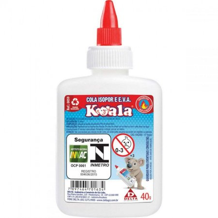Cola Isopor 40G Koala