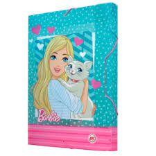Pasta Polipr Barbie 30Mm Dac