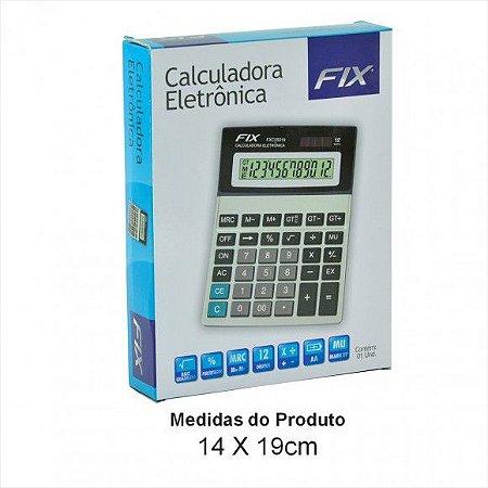 Calculadora Fix Fxc25019