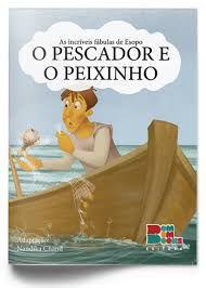 Livro Inf O Pescador E O Peixinho