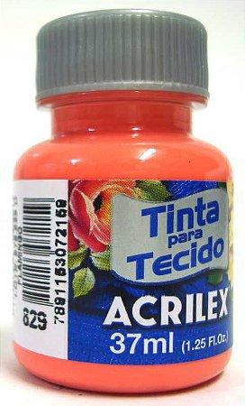 TINTA TECIDO FOSCA 37ML FLAMINGO (829) ACRILEX