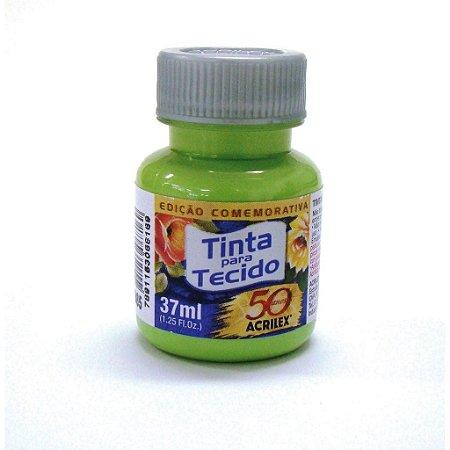 TINTA TECIDO FOSCA 37ML VERDE KIWI (985) ACRILEX
