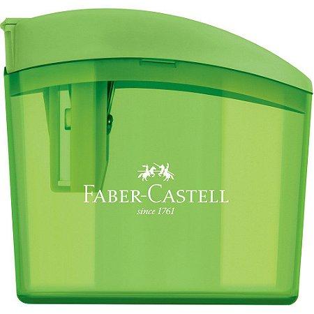 Apontador C/ Depósito Clickbox Faber Castell