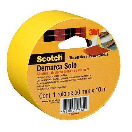 Fita Demarca Solo 50Mmx10M Scotch 3M