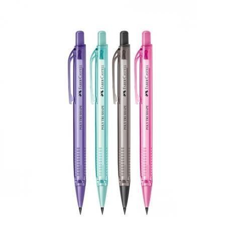 Lapiseira Tri Shape Colors 2.0Mm Mix Faber Castell