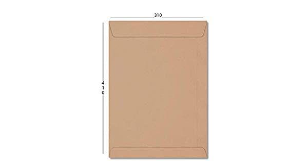 Envelope Saco Natural 31Cmx41Cm