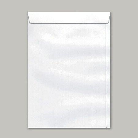 Envelope Saco Branco 11Cmx17Cm