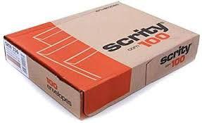 Envelope Saco Natural 26X36Cm Cx C/100 Unidades