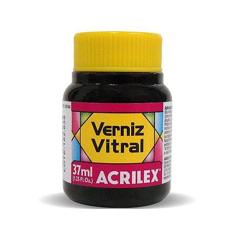 VERNIZ VITRAL 37ML ROSA (537) ACRILEX