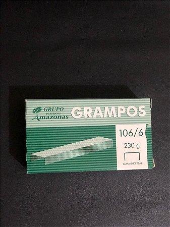 Grampo 106/6 Cx 230G Amazonas