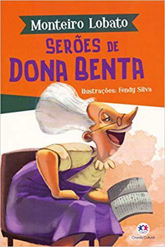 Livro Seroes De Dona Benta
