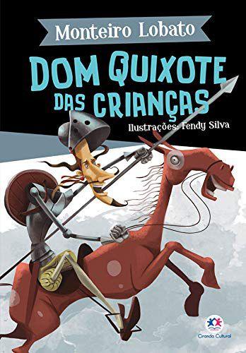 Livro Dom Quixote Das Crianças