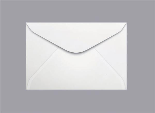 Envelope Visita 72Mmx108Mm Branco