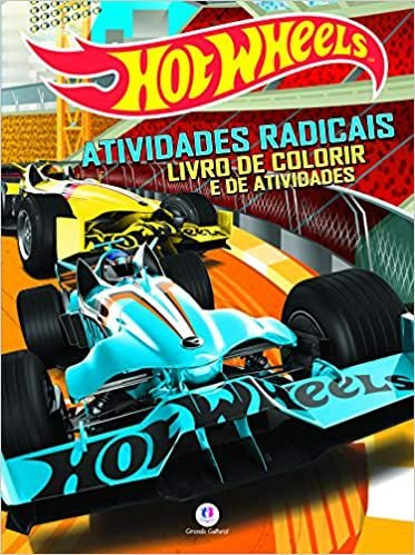 Livro Hot Wheels - Atividades Radicais Ciranda Cultural