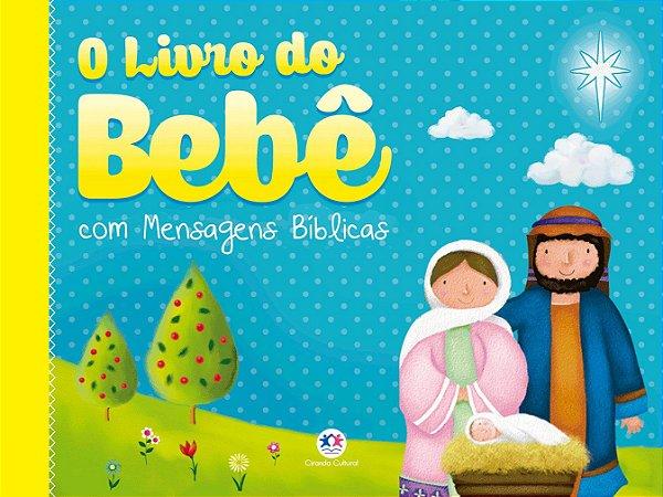 Album do Bebê com Mensagens Bíblica Ciranda Cultural