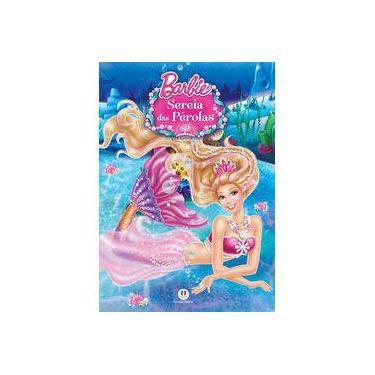 Livro Barbie Sereia Das Perolas Ciranda Cultural