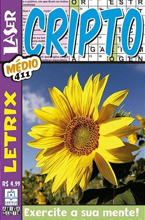 Revista Cripto Laser 411 Medio Ciranda Cultural