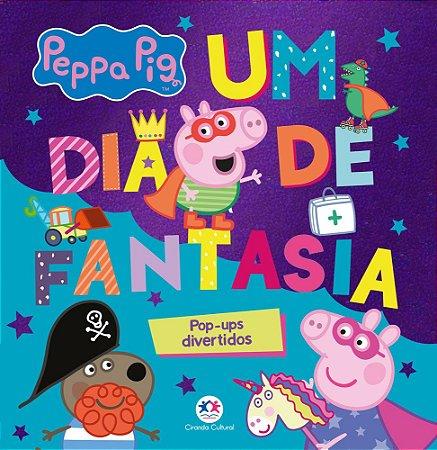 Livro Pop-Up Peppa Pig - Um Dia De Fantasia Ciranda Cultural