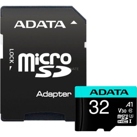 Cartão De Memória Microsd Uhs-I 32Gb Adata